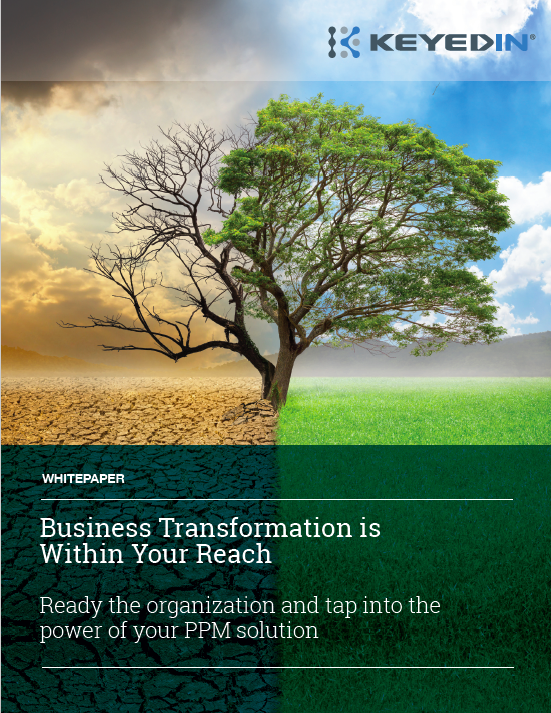 Business Transformation WP Content Screenshot